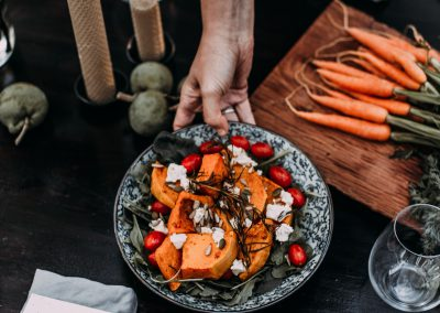 How to Bake and Roast Root Veggies and Winter Squash