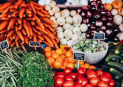 Local Farmers Markets Accepting Bridge Cards, Double Up Bucks, WIC Project Fresh & Senior Market Fresh